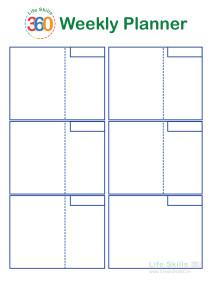 A4 planner